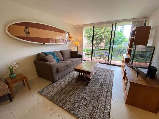 2219 S Kihei Rd A212, Kihei, HI 96753 (MLS #388537) :: LUVA Real Estate