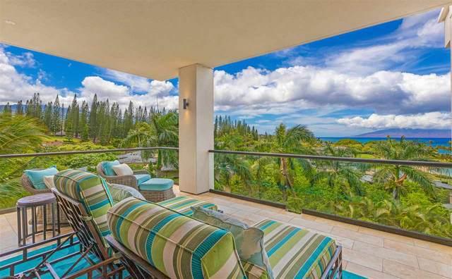 1 Bay Dr #5404, Lahaina, HI 96761 (MLS #388541) :: Corcoran Pacific Properties