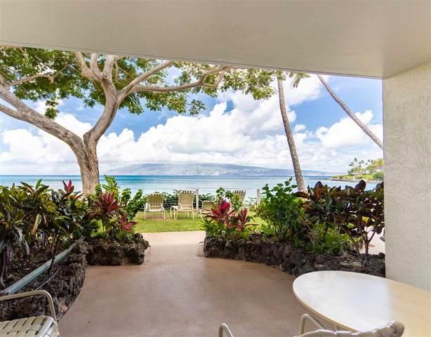 046 Hui Dr #112, Lahaina, HI 96761 (MLS #388545) :: Keller Williams Realty Maui