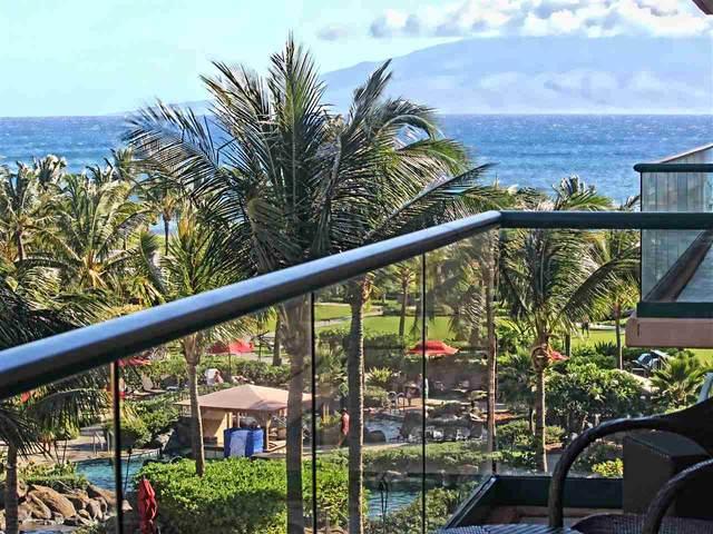 130 Kai Malina Pkwy Nr445, Lahaina, HI 96761 (MLS #388566) :: Hawai'i Life