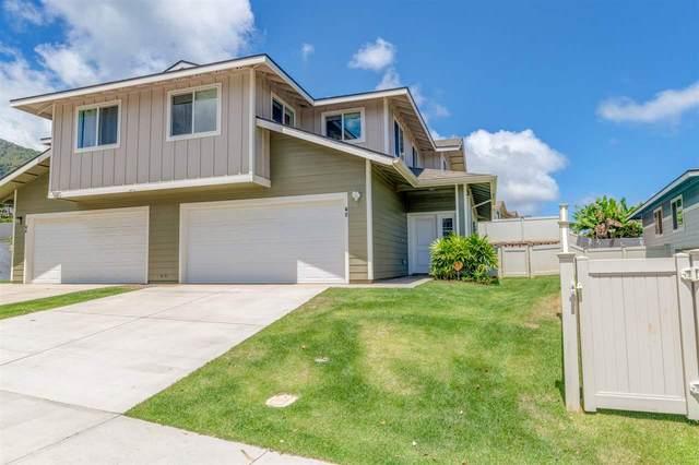 82 Hoolaau St #117, Wailuku, HI 96793 (MLS #388591) :: Maui Estates Group