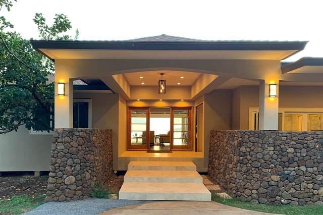550 Kai Hele Ku St, Lahaina, HI 96761 (MLS #388601) :: Coldwell Banker Island Properties