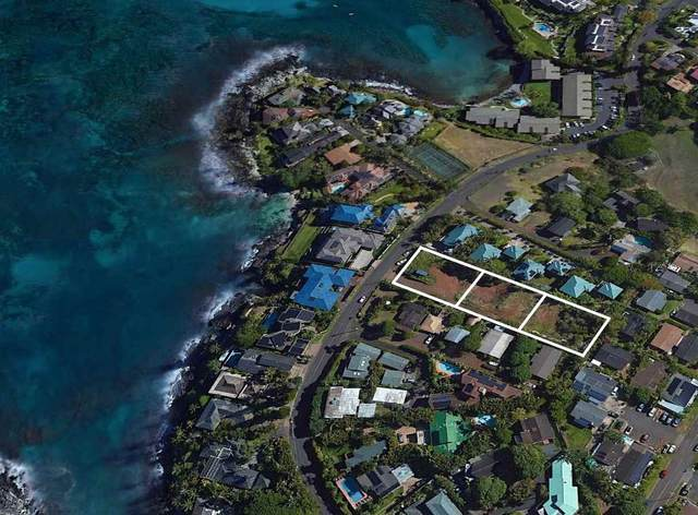 5198 Lower Honoapiilani Rd Lot A, B, C, Lahaina, HI 96761 (MLS #388604) :: Coldwell Banker Island Properties