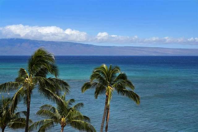 4365 Lower Honoapiilani Rd #1016, Lahaina, HI 96761 (MLS #388626) :: Maui Lifestyle Real Estate