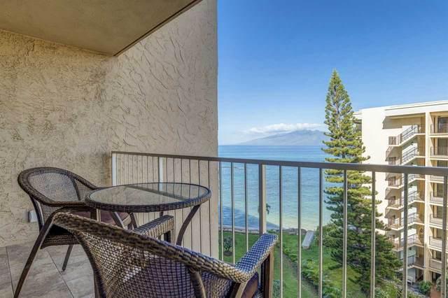 4365 Lower Honoapiilani Rd #703, Lahaina, HI 96761 (MLS #388638) :: Maui Lifestyle Real Estate