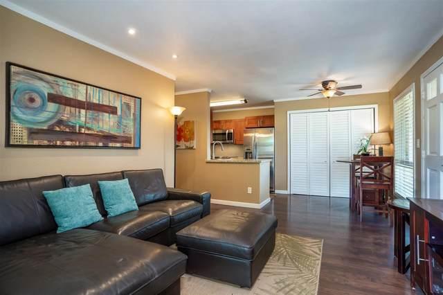 140 Uwapo Rd 53-201, Kihei, HI 96753 (MLS #388640) :: Corcoran Pacific Properties