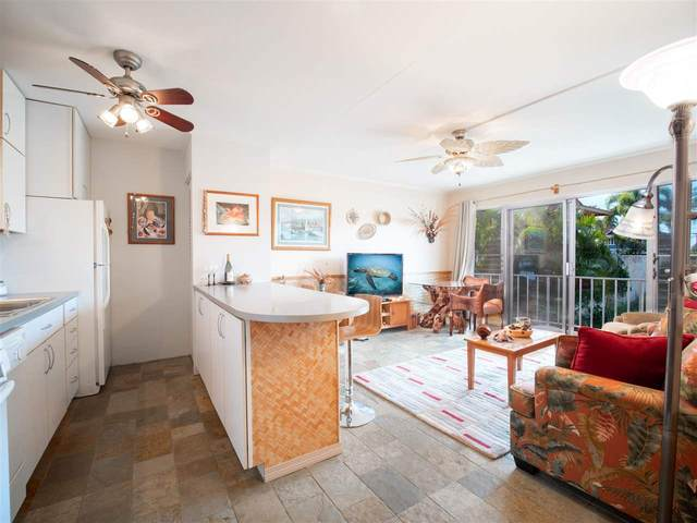 2135 S Kihei Rd #206, Kihei, HI 96753 (MLS #388642) :: Maui Lifestyle Real Estate | Corcoran Pacific Properties