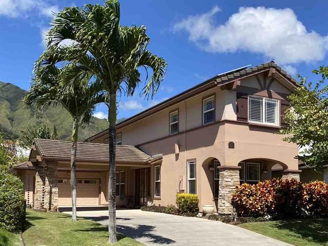 42 Maunaleo Pl, Wailuku, HI 96793 (MLS #388665) :: Maui Estates Group
