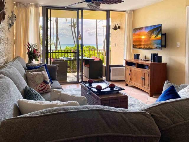 250 Hauoli St #211, Wailuku, HI 96793 (MLS #388666) :: Keller Williams Realty Maui