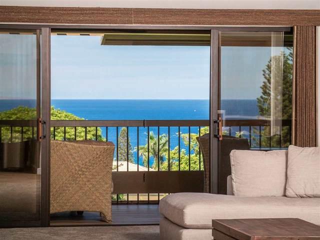 50 Puu Anoano St #2902, Lahaina, HI 96761 (MLS #388672) :: Corcoran Pacific Properties