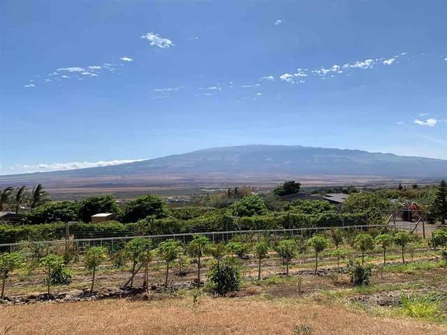 37 Huihui Pl, Wailuku, HI 96793 (MLS #388673) :: Maui Estates Group