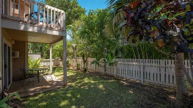 480 Kenolio Rd 15-105, Kihei, HI 96753 (MLS #388674) :: Maui Lifestyle Real Estate