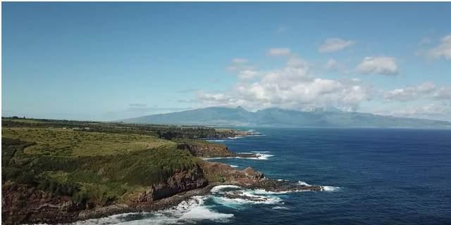 0 Hana Hwy Lot 4 Nalu Ola, Haiku, HI 96708 (MLS #388676) :: Corcoran Pacific Properties