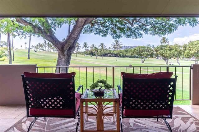 2661 Kekaa Dr H-204, Lahaina, HI 96761 (MLS #388686) :: Corcoran Pacific Properties