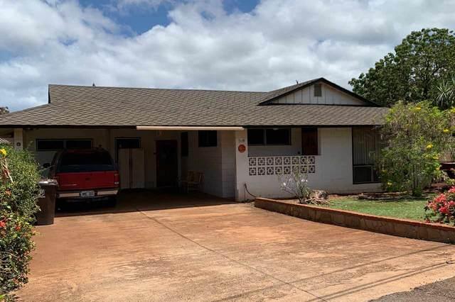 129 Wahikuli Rd, Lahaina, HI 96761 (MLS #388697) :: Maui Estates Group