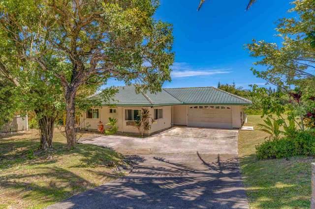 230 N Holokai Rd, Haiku, HI 96708 (MLS #388701) :: LUVA Real Estate