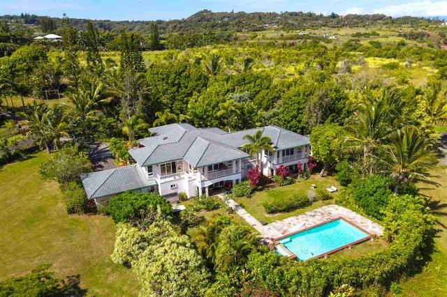 25 Kapuaimilia Pl, Haiku, HI 96708 (MLS #388702) :: LUVA Real Estate