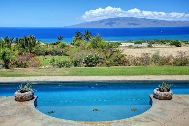 62 & 64 Wai Kulu Pl, Lahaina, HI 96761 (MLS #388708) :: Corcoran Pacific Properties