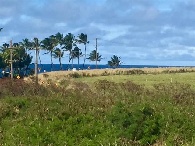 744 Hana Hwy, Paia, HI 96779 (MLS #388710) :: Maui Estates Group