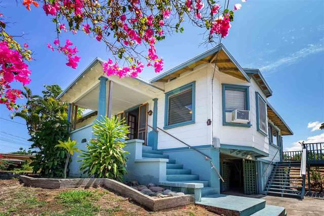 290 Halenani Dr, Wailuku, HI 96793 (MLS #388716) :: Maui Estates Group