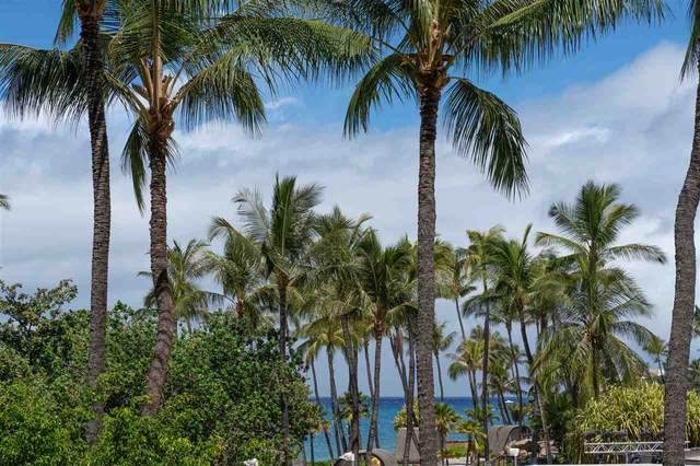 50 Nohea Kai Dr 1-301, Lahaina, HI 96761 (MLS #388722) :: Corcoran Pacific Properties