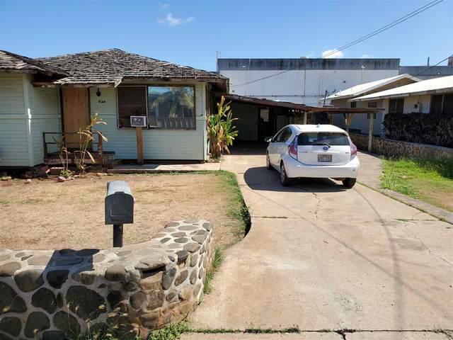 631 Kainalu Pl, Wailuku, HI 96793 (MLS #388723) :: Corcoran Pacific Properties