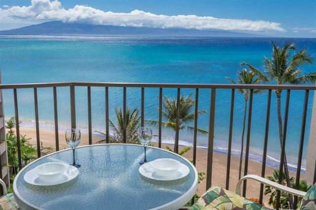4327 Lower Honoapiilani Rd #901, Lahaina, HI 96761 (MLS #388731) :: LUVA Real Estate