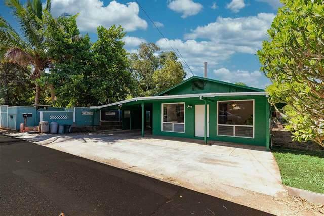 835 Kopili St, Lahaina, HI 96761 (MLS #388755) :: Corcoran Pacific Properties