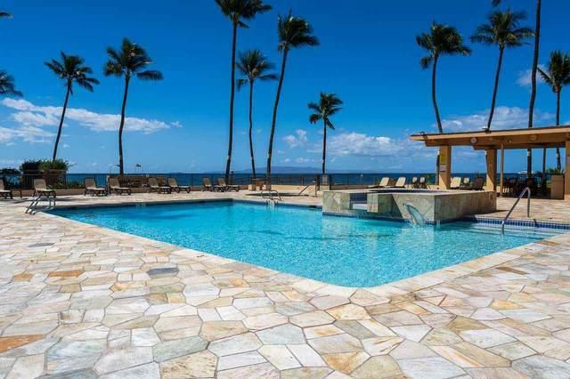 145 N Kihei Rd Ph25, Kihei, HI 96753 (MLS #388757) :: LUVA Real Estate