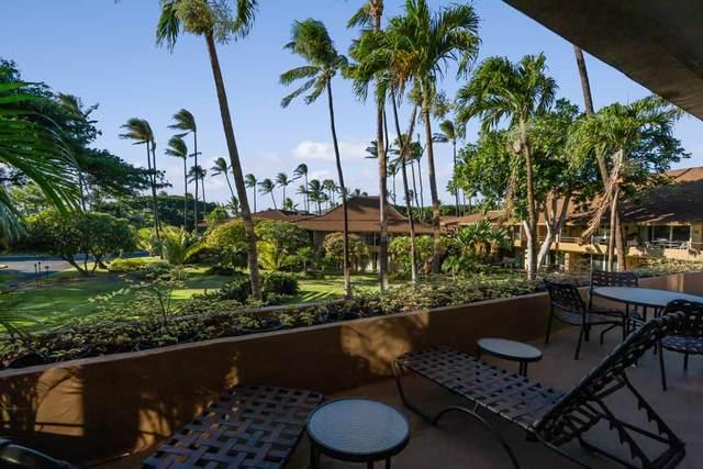 45 Kai Ala Dr A-212, Lahaina, HI 96761 (MLS #388765) :: Corcoran Pacific Properties