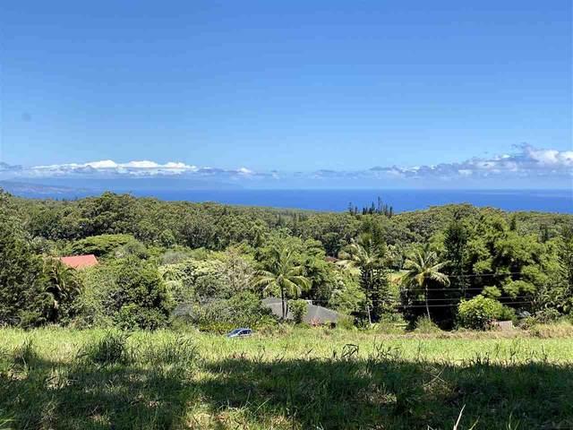 61 S Lanikai Pl #10, Haiku, HI 96708 (MLS #388769) :: Corcoran Pacific Properties