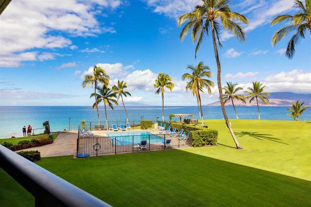 2936 S Kihei Rd #208, Kihei, HI 96753 (MLS #388782) :: Corcoran Pacific Properties