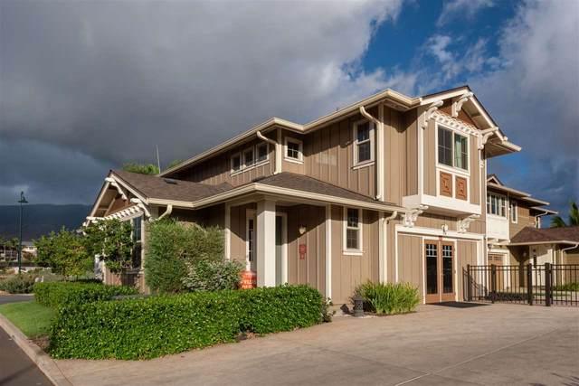 154 Kahoma Village Loop Home #17, Lahaina, HI 96761 (MLS #388789) :: Corcoran Pacific Properties
