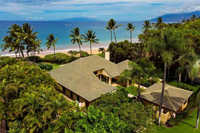 4680 Makena Rd, Kihei, HI 96753 (MLS #388794) :: Maui Estates Group