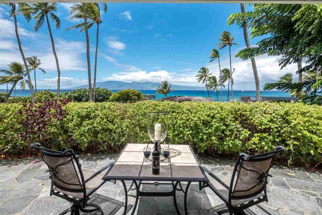 20 Hui I Rd #6, Lahaina, HI 96761 (MLS #388812) :: Maui Estates Group