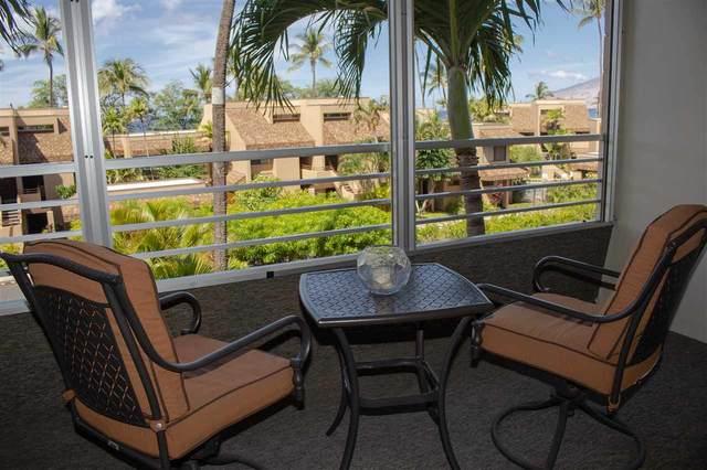 2385 S Kihei Rd #205, Kihei, HI 96753 (MLS #388842) :: Coldwell Banker Island Properties