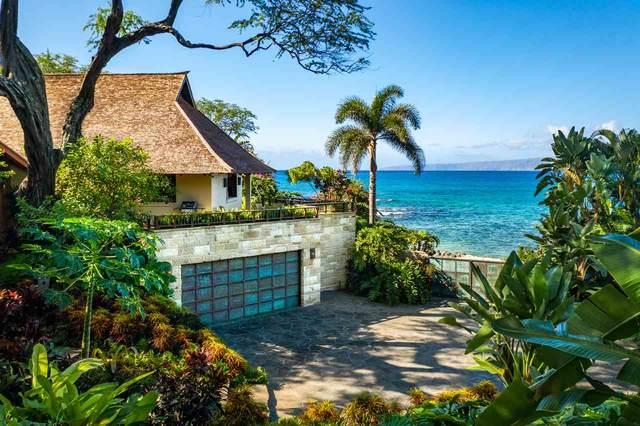7381 Makena Rd, Kihei, HI 96753 (MLS #388843) :: Corcoran Pacific Properties