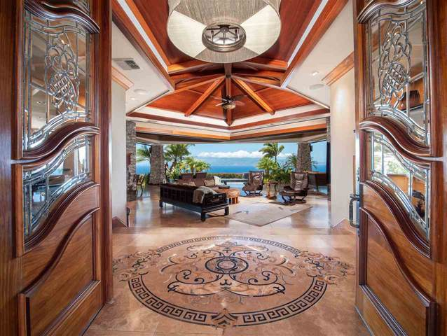 212 Kalaunu Way, Lahaina, HI 96761 (MLS #388908) :: Maui Lifestyle Real Estate | Corcoran Pacific Properties