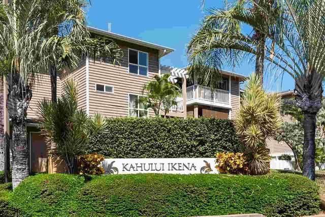 70 Kunihi Ln #423, Kahului, HI 96732 (MLS #388915) :: Keller Williams Realty Maui