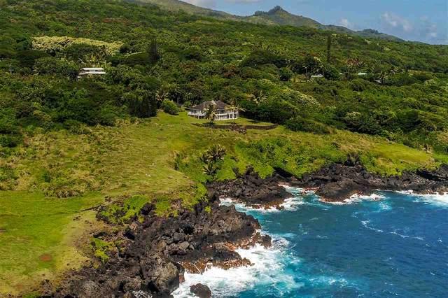 46900 Hana Hwy, Hana, HI 96713 (MLS #388938) :: Maui Estates Group