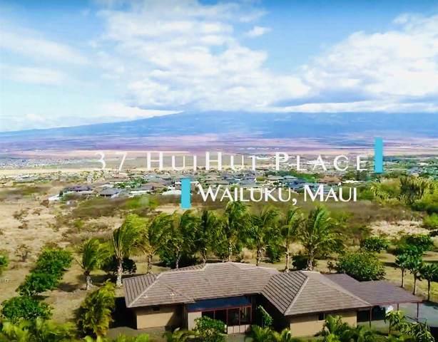 37 Huihui Pl, Wailuku, HI 96793 (MLS #388939) :: Coldwell Banker Island Properties