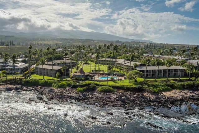 5315 Lower Honoapiilani Rd E244, Lahaina, HI 96761 (MLS #388944) :: Maui Lifestyle Real Estate | Corcoran Pacific Properties