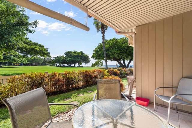 3695 Lower Honoapiilani Rd #109, Lahaina, HI 96761 (MLS #388954) :: Hawai'i Life