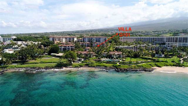 3800 Wailea Alanui Dr G101, Kihei, HI 96753 (MLS #388955) :: Team Lally