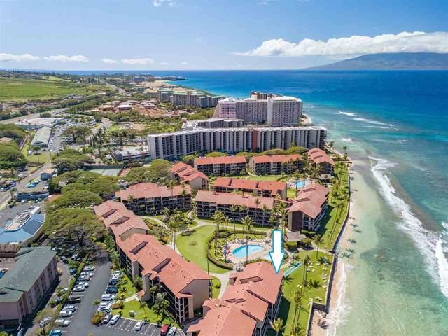 3543 Lower Honoapiilani Rd A101, Lahaina, HI 96761 (MLS #388965) :: Maui Lifestyle Real Estate | Corcoran Pacific Properties