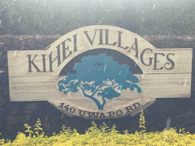 140 Uwapo Rd 60-201, Kihei, HI 96753 (MLS #388967) :: Coldwell Banker Island Properties