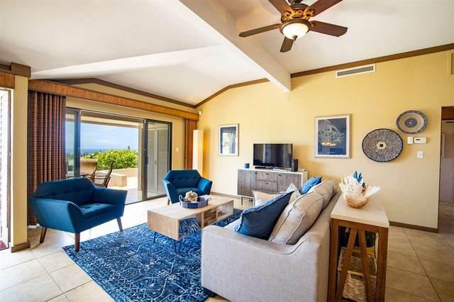 500 Kapalua Dr 21P3-4, Lahaina, HI 96761 (MLS #388970) :: LUVA Real Estate