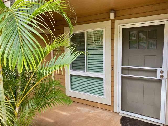 140 Uwapo Rd 22-103, Kihei, HI 96753 (MLS #388978) :: Coldwell Banker Island Properties