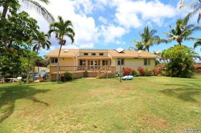 3225 Keha Dr, Kihei, HI 96753 (MLS #388987) :: LUVA Real Estate