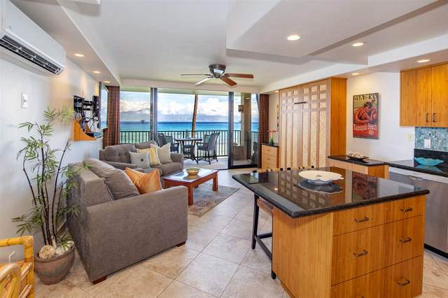 3543 Lower Honoapiilani Rd A306, Lahaina, HI 96761 (MLS #388996) :: Maui Lifestyle Real Estate | Corcoran Pacific Properties
